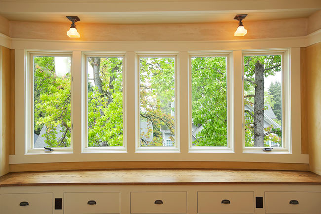 Making Your Bay Windows a Cozy Place to Spend Your Time